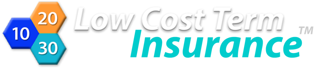 Low Cost Term Insurance - 10-20-30 Year Term Insurance